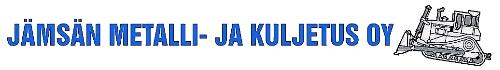 Logo Jämsän Metalli ja kuljetus