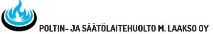 Logo_Poltin- ja Säätölaitehuolto M. Laakso Oy
